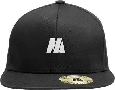 MA - individual two letter monogram